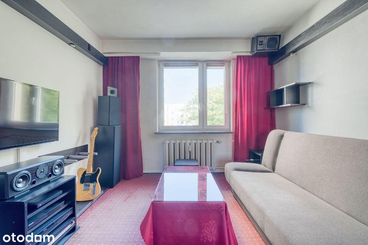 Ustawne 3 pokoje/ komórka lok. / piwnica / parking