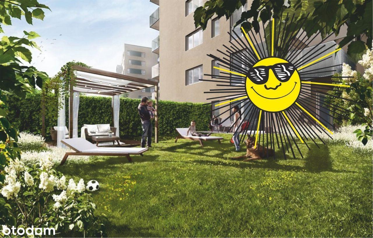 PROMOCJA WAkacyjna! Apartament 4POKOJOWY z ogrodem