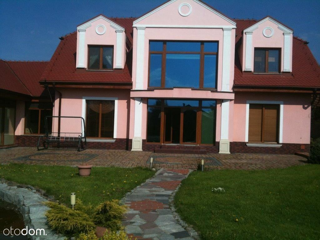 Sprzedaż domu o charakterze rezydencji