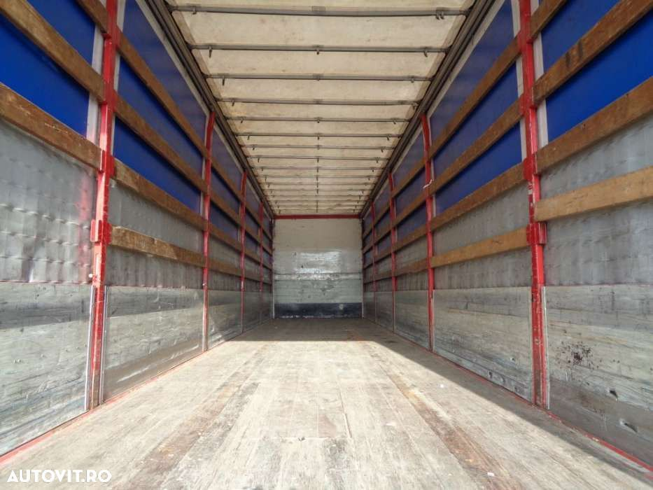 Pacton 3 Axle + 3 In stock - 11