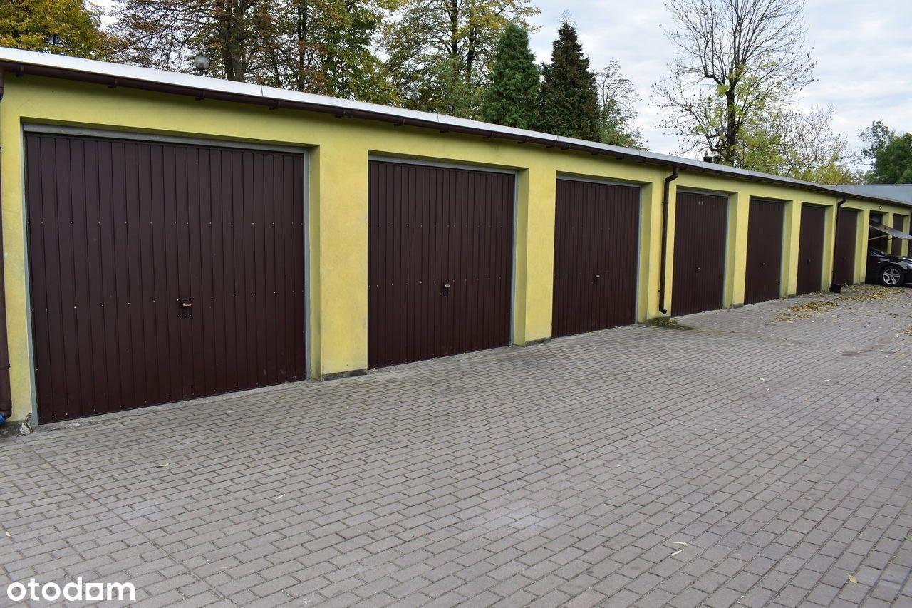 Zespół garaży murowanych! Zamknięty teren