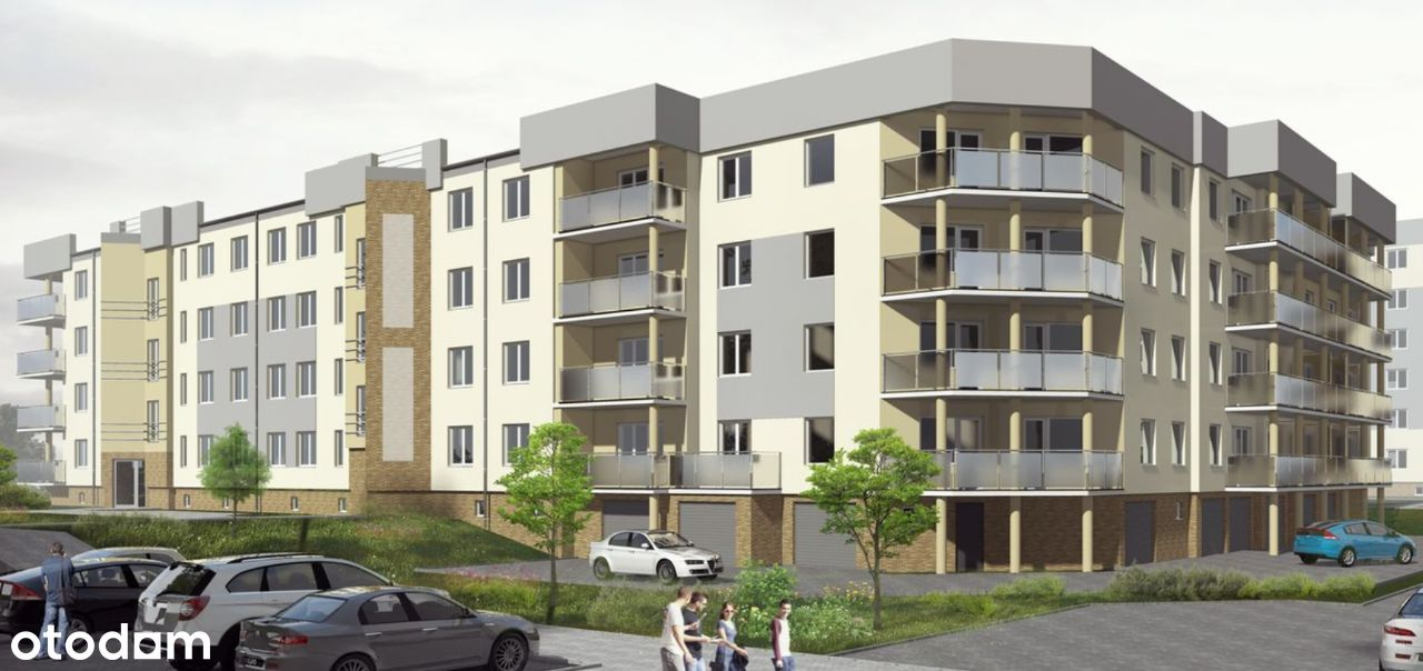 Okulickiego! Nowe mieszkania w Gorzowie WLKP