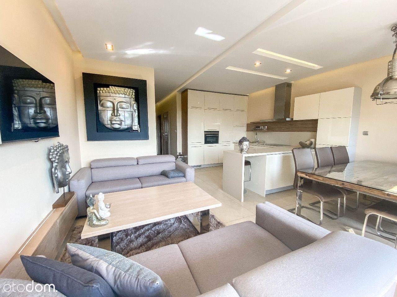 Mieszkanie 69m, wysoki standard, 2 balkony,Centrum