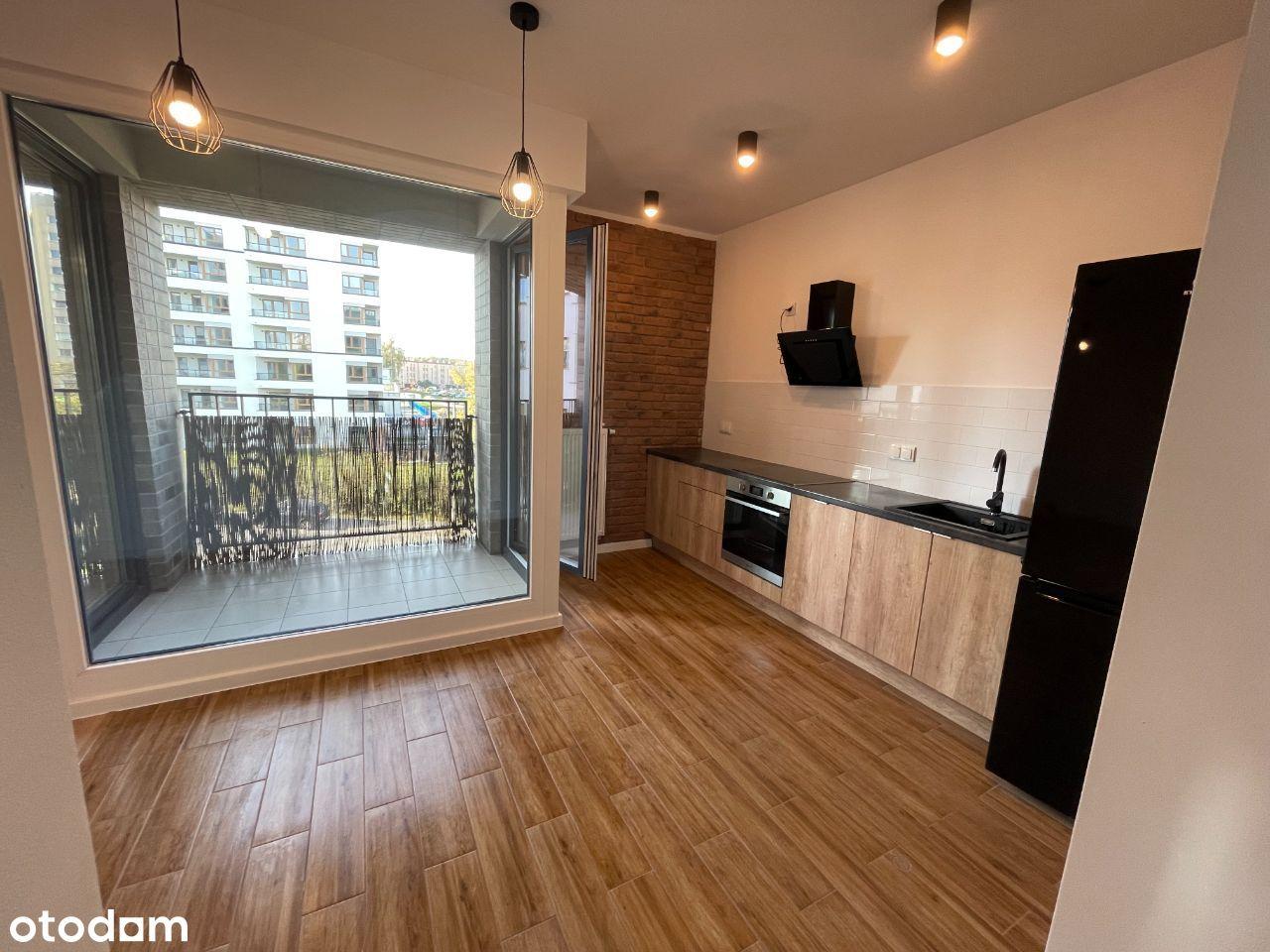 Mieszkanie 53m2, 3pokojowe, przy st. METRO z 2018