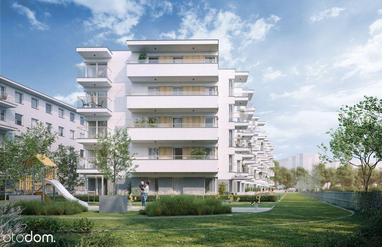 Nowe mieszkanie Hetmańska Invest M18