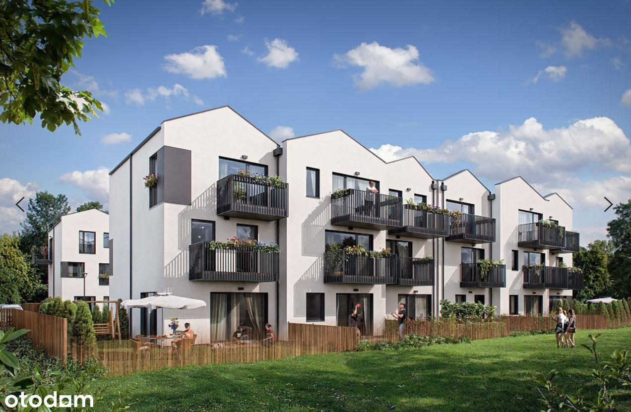 Dwupokojowy, nowy apartament / LakeCity (C.04)