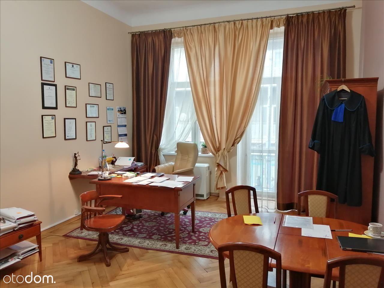 Duży 4-pokojowy lokal pod kancelarię lub biuro.