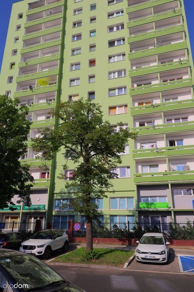 Rozkładowe mieszkanie z balkonem blisko centrum