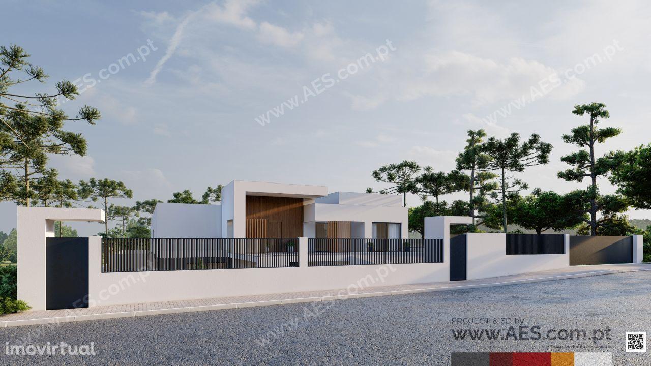 Moradia T5 com Piscina em Belverde - Concluída em Setembro 2021 -