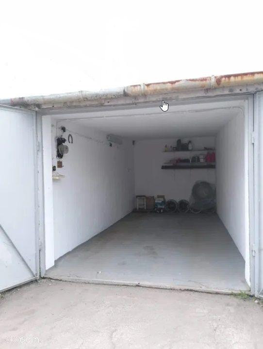 Sprzedam garaż Dąbrowa Górnicza, ul. Tysiąclecia