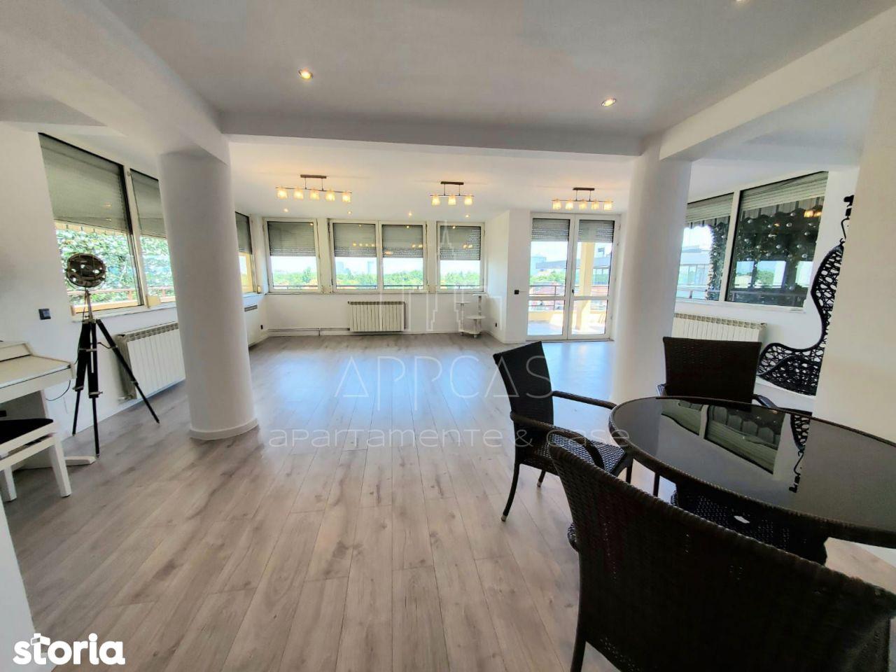 Penthouse Views | Clucerului | 5 Camere | 200mp+