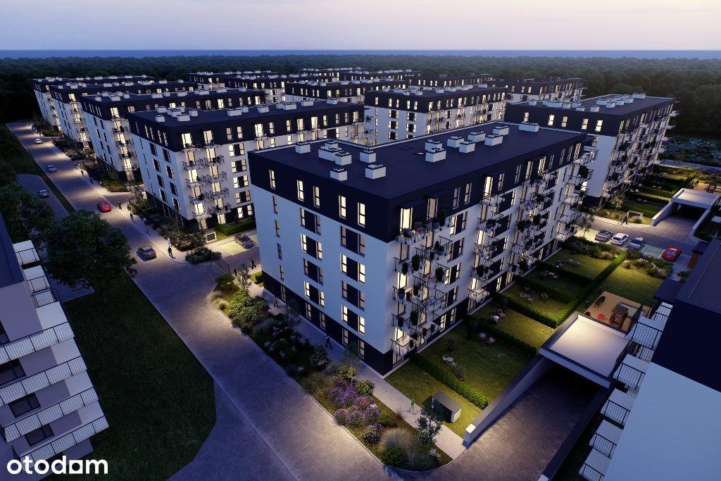 Mieszkanie 3 pokojowe na nowoczesnym osiedlu/Rembe