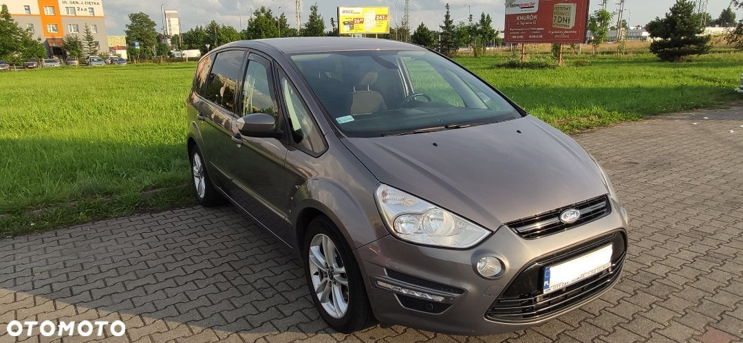 Ford S-Max Ford S Max 2.0TDCi 140KM Automat - 1