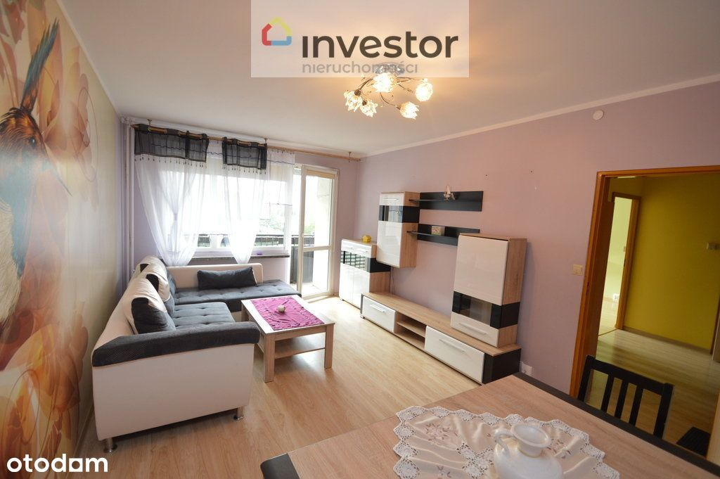 Mieszkanie pokapitalnym remoncie 2 pok, 47,83m2