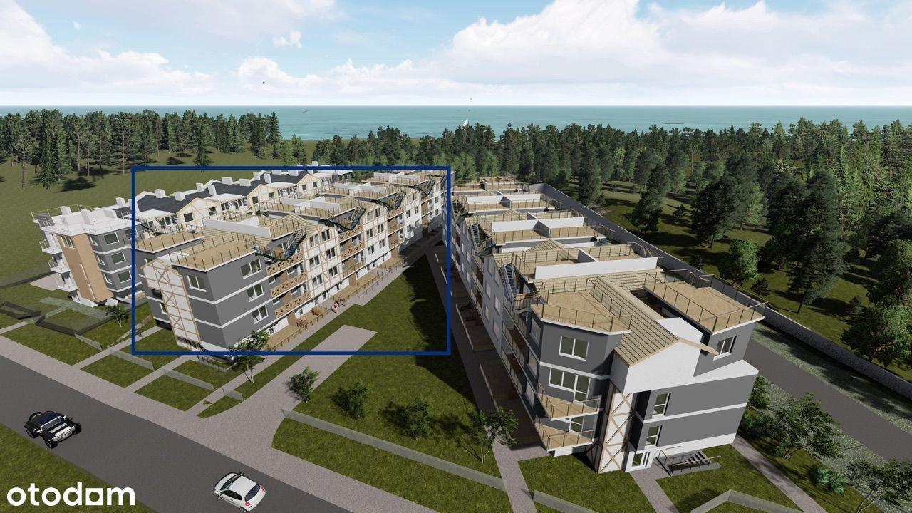 Apartament w Inwestycji Leśny Klif w Dębinie M51