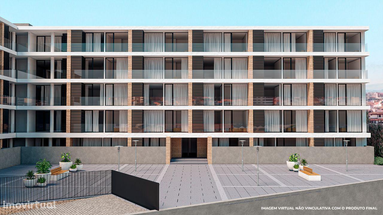 T1 Novo Condomínio Fechado c/terraço VL8 Arrábida