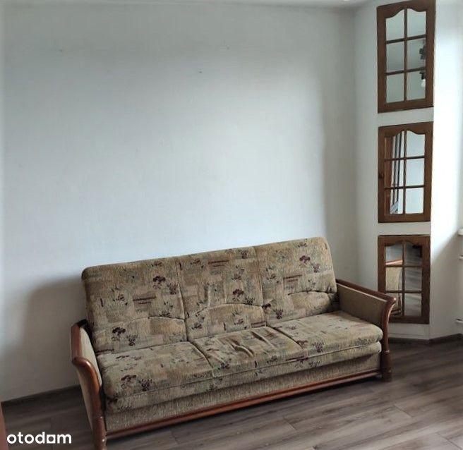 1-pokojowe mieszkanie z balkonem i piwnicą