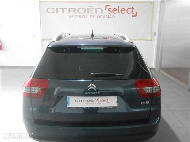 Citroën C5 Tourer 2.0 HDi Séduction 133g - 4