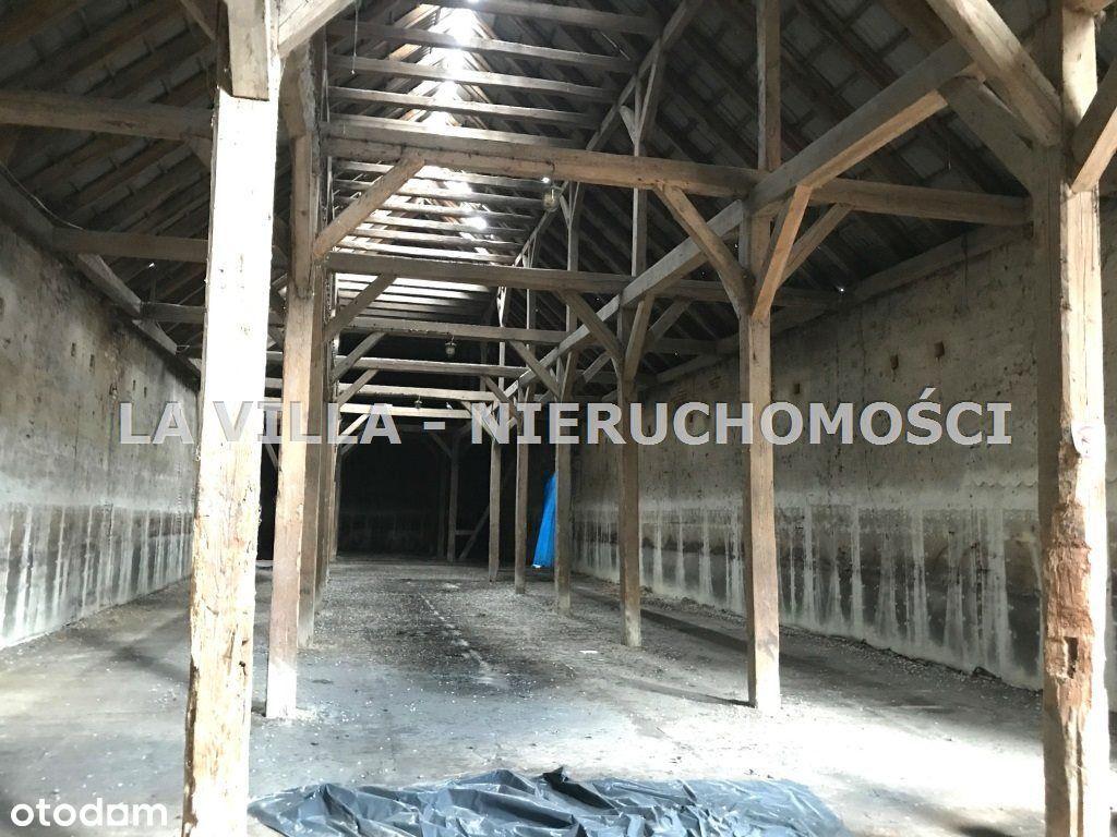Hala/Magazyn, 1 600 m², Kłoda