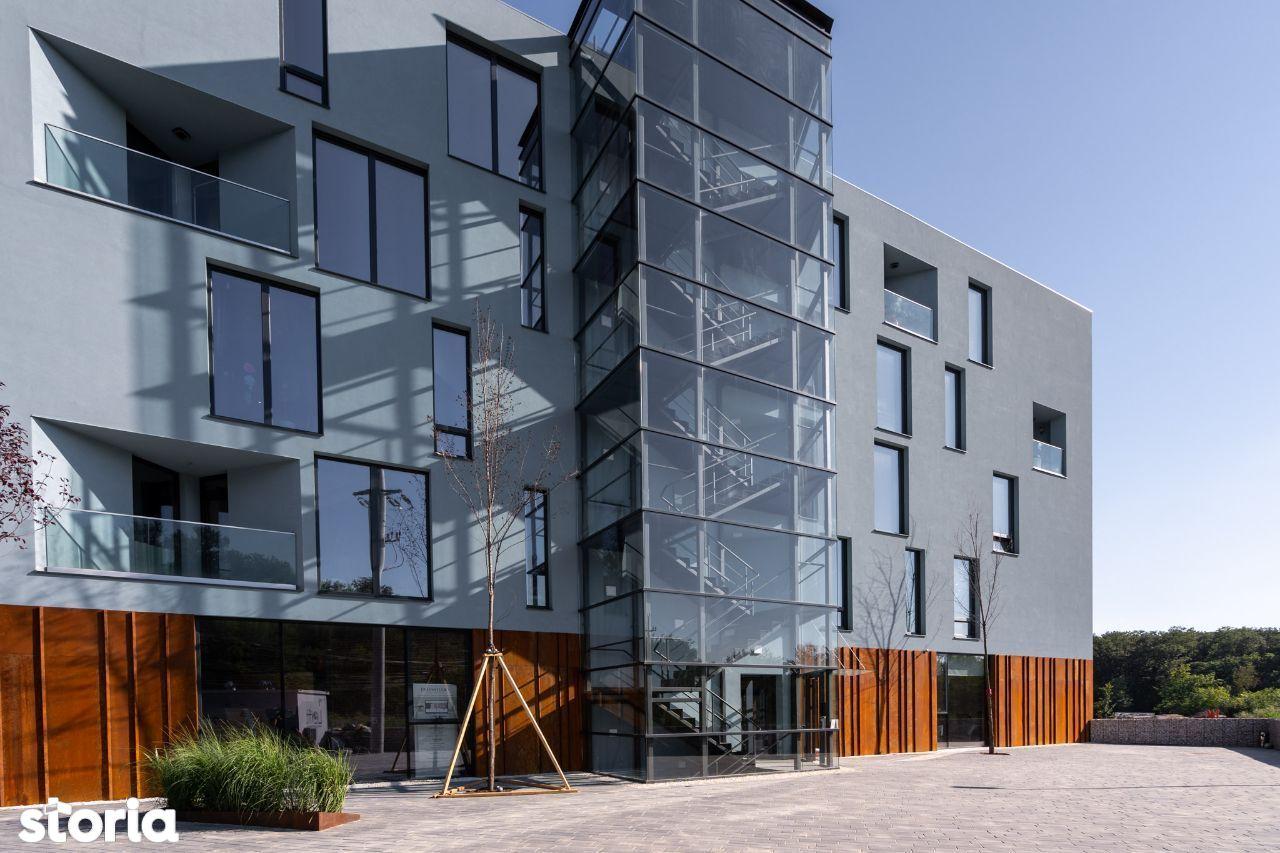LOFT green apartments - concept UNIC în România, 100% energie verde