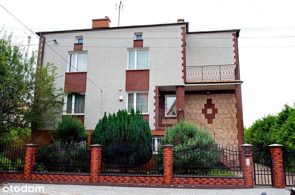 Dom + 4 wyodrębnione działki budowlane/ negocjuj