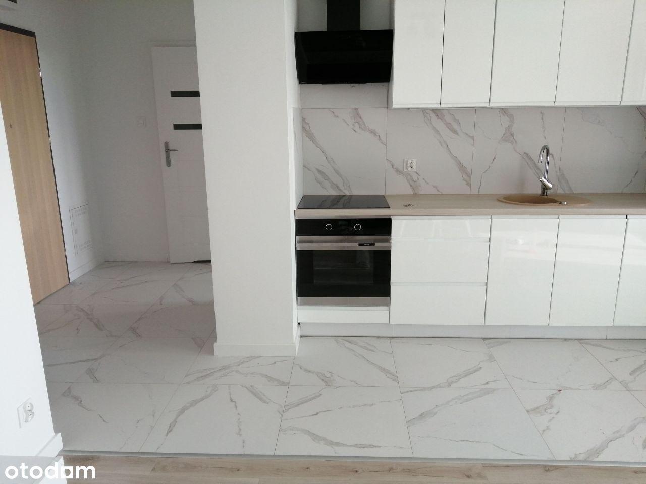 *Sprzedam nowe mieszkanie (blok 2021) wykończone*