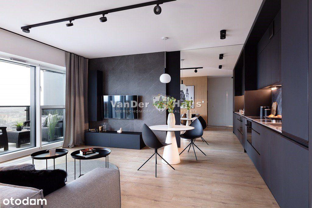Mieszkanie z panoramą do wynajęcia - ul. Towarowa