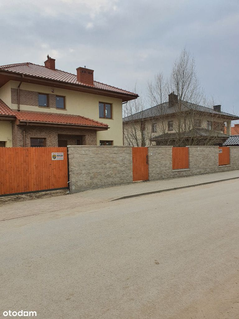 Komfortowy dom, Warszawa-Tarchomin, duża działka