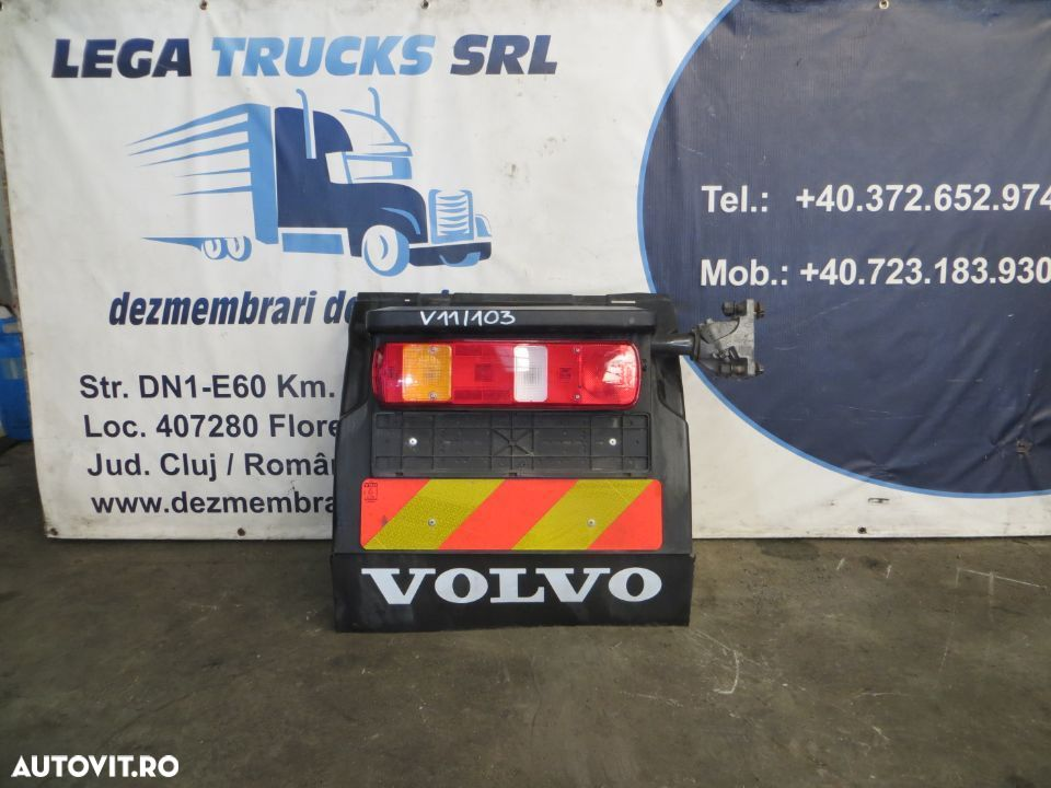 ARIPA SPATE STG CU SUPORT SI STOP VOLVO FH500 EURO 6 - 1