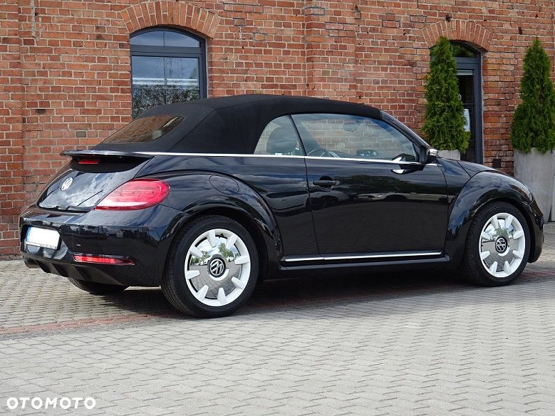 Volkswagen Beetle 2.0 TSI CABRIO Final Edition Automat Fender Kamera LED - 7