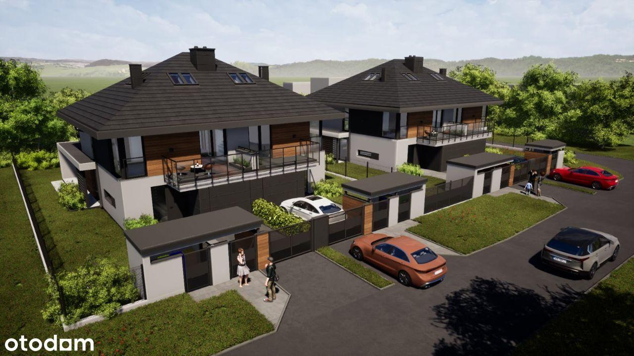 Nowy Dom z Garażem