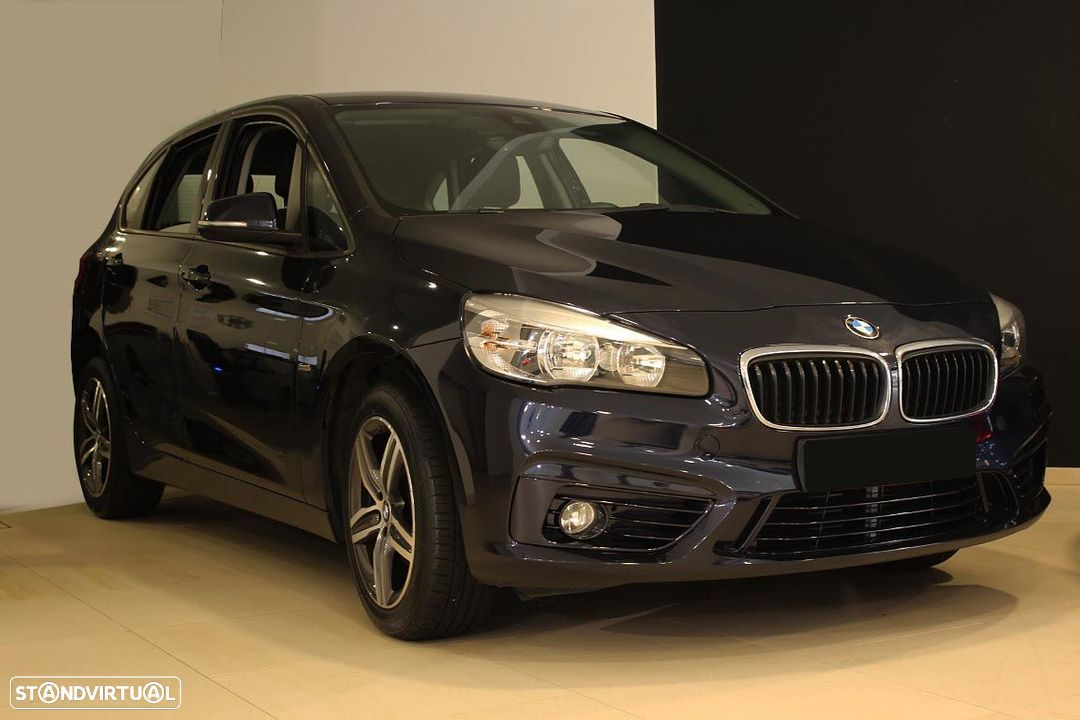 BMW 214 Active Tourer Sport Line 214 D 2015 - 1