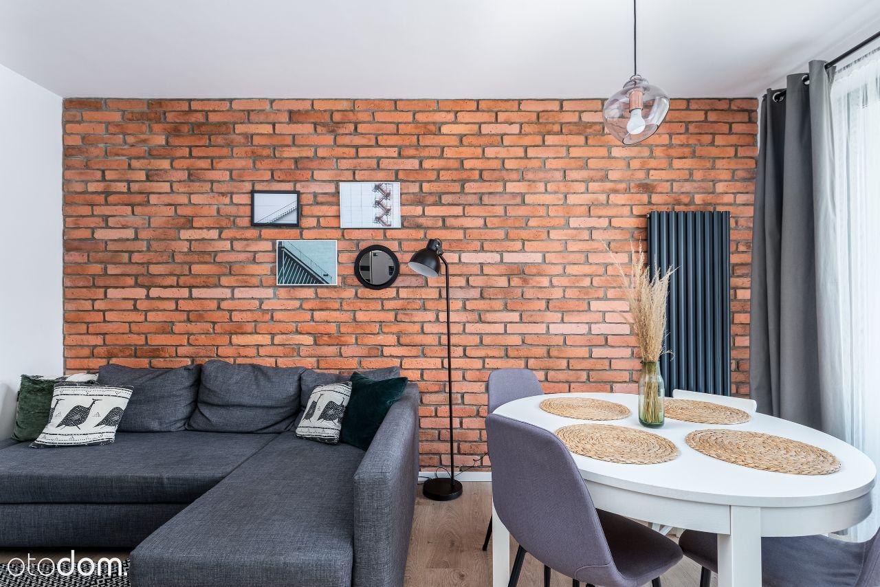 Idealne dla rodziny/ 3 pokoje + ogródek/UL.ZALESIE