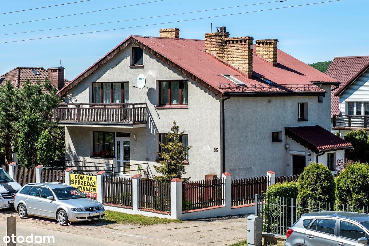 Dom na sprzedaż lub wynajem