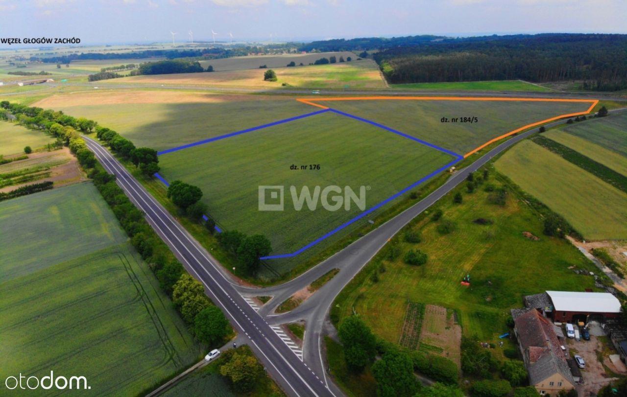 Działka, 94 800 m², Polkowice