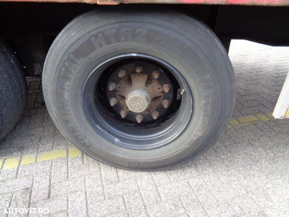 Pacton 3 Axle + 3 In stock - 16