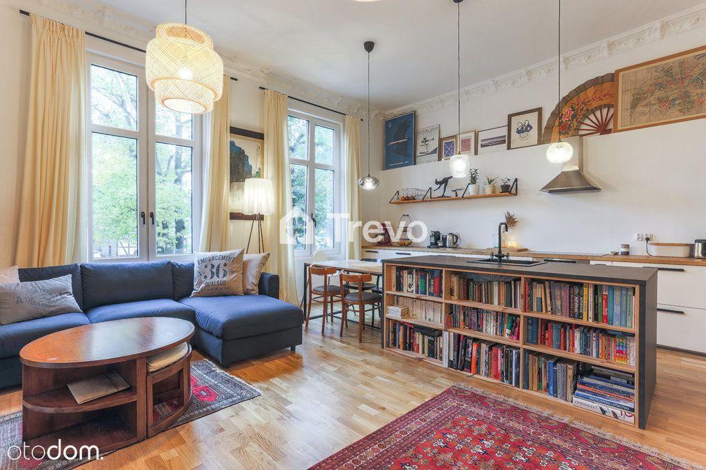 3-Pokojowe Mieszkanie W Kamienicy-Wysoki Standard