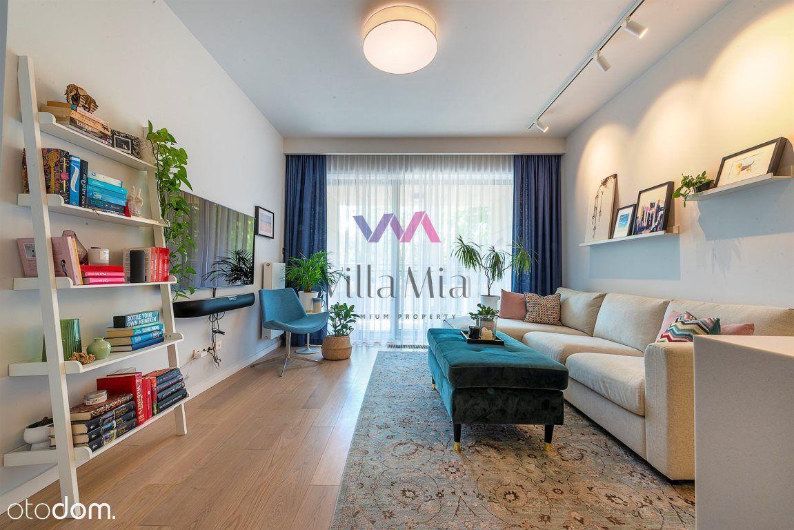 Nowoczesne mieszkanie w Rezydencji Fryderyk
