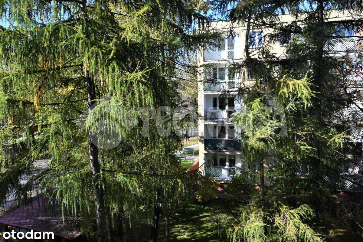 Dwupokojowe mieszkanie z balkonem - atrakcyjna cen
