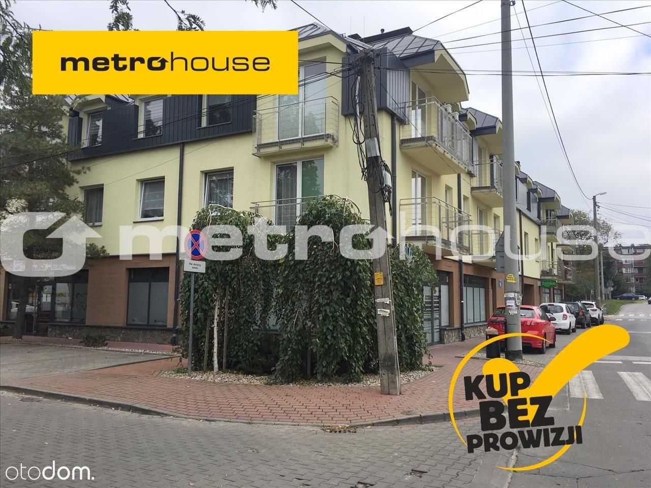 Mieszkanie z dużym poddaszem w centrum Pruszkowa