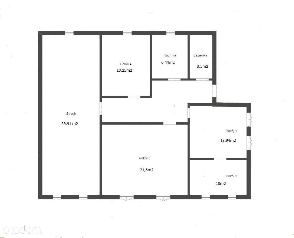 Przestronne 4 pokojowe mieszkanie w Centrum