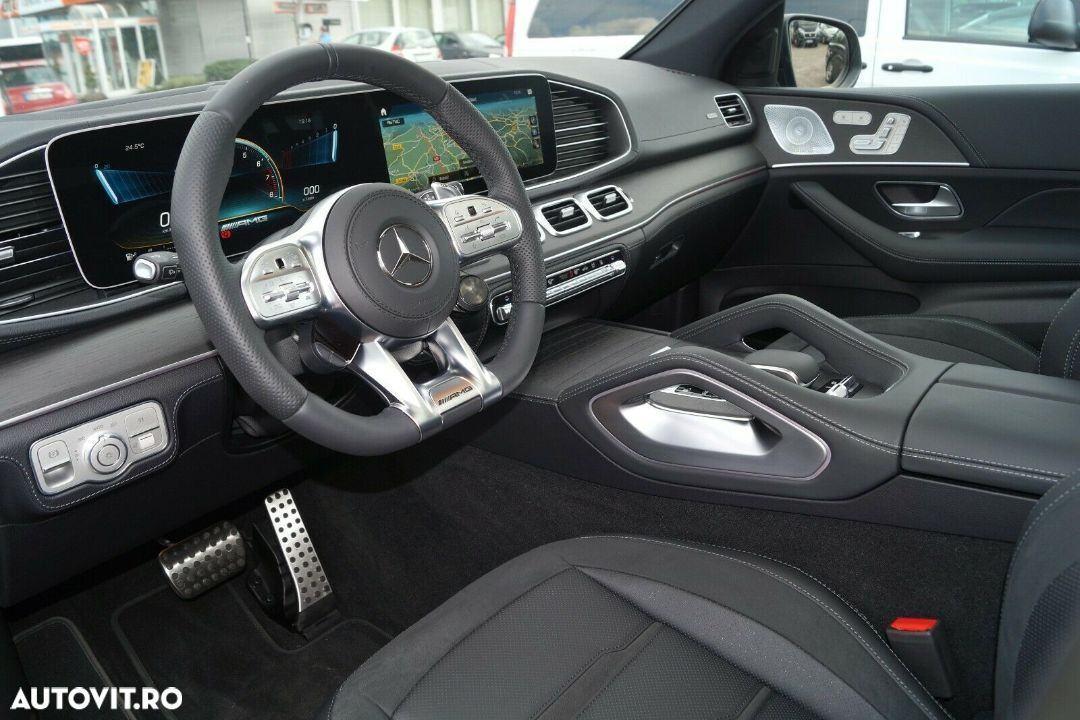 Mercedes-Benz GLE Coupe AMG - 19