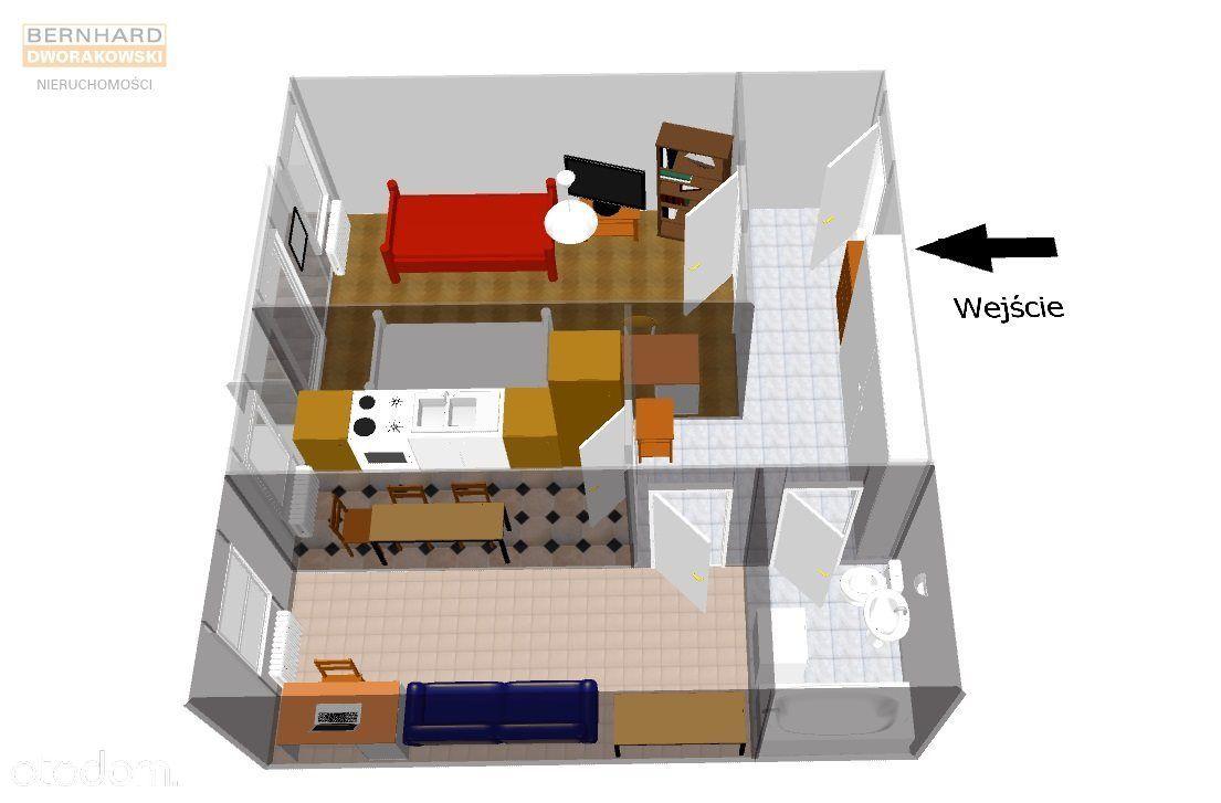 Mieszkanie 2 pokoje, blisko centrum