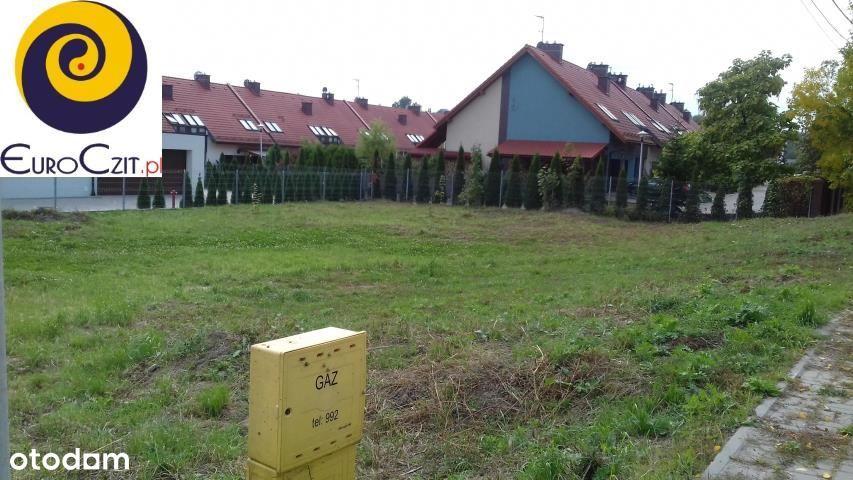 Działka, 696 m², Katowice