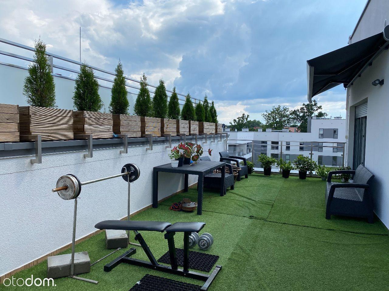 Apartament Tarasy na dachu-Balkon-151m 1 taki Olsz