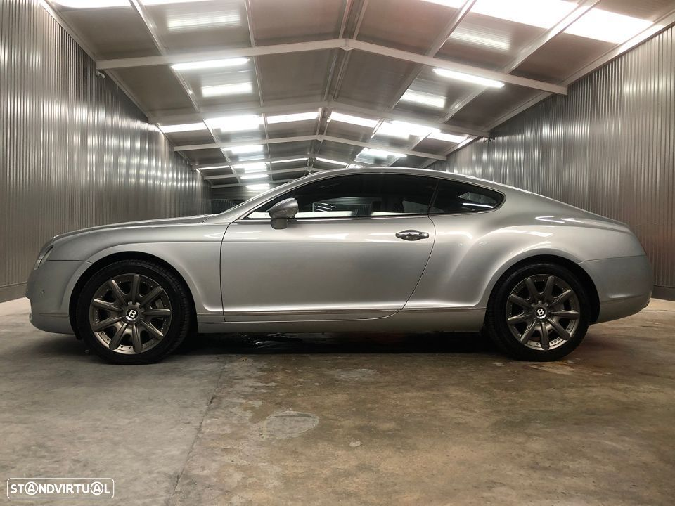 Bentley Continental GT 6.0L W12 - 2