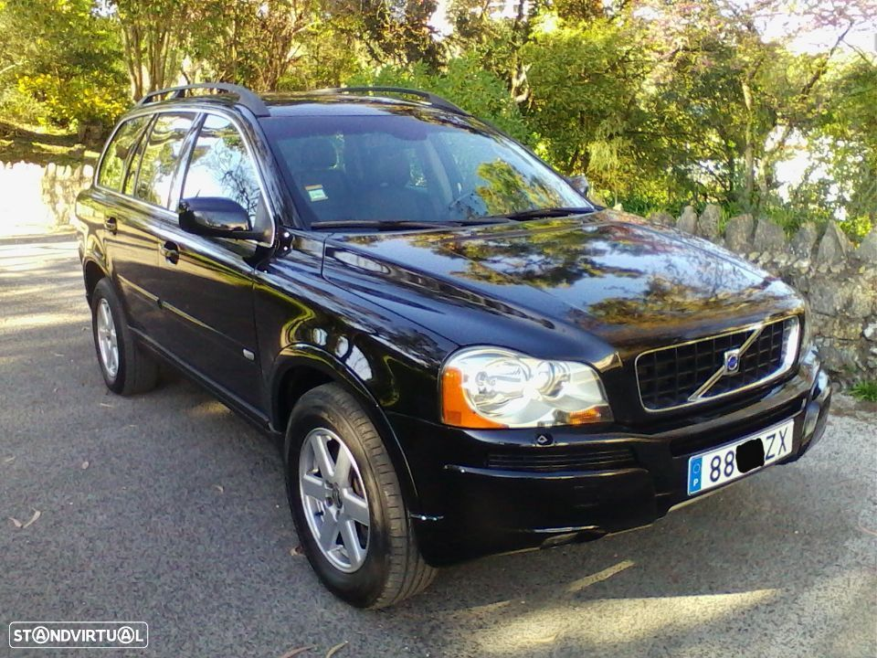 Volvo XC 90 2.4 D5 7L Nivel 3 Geartronic - 1