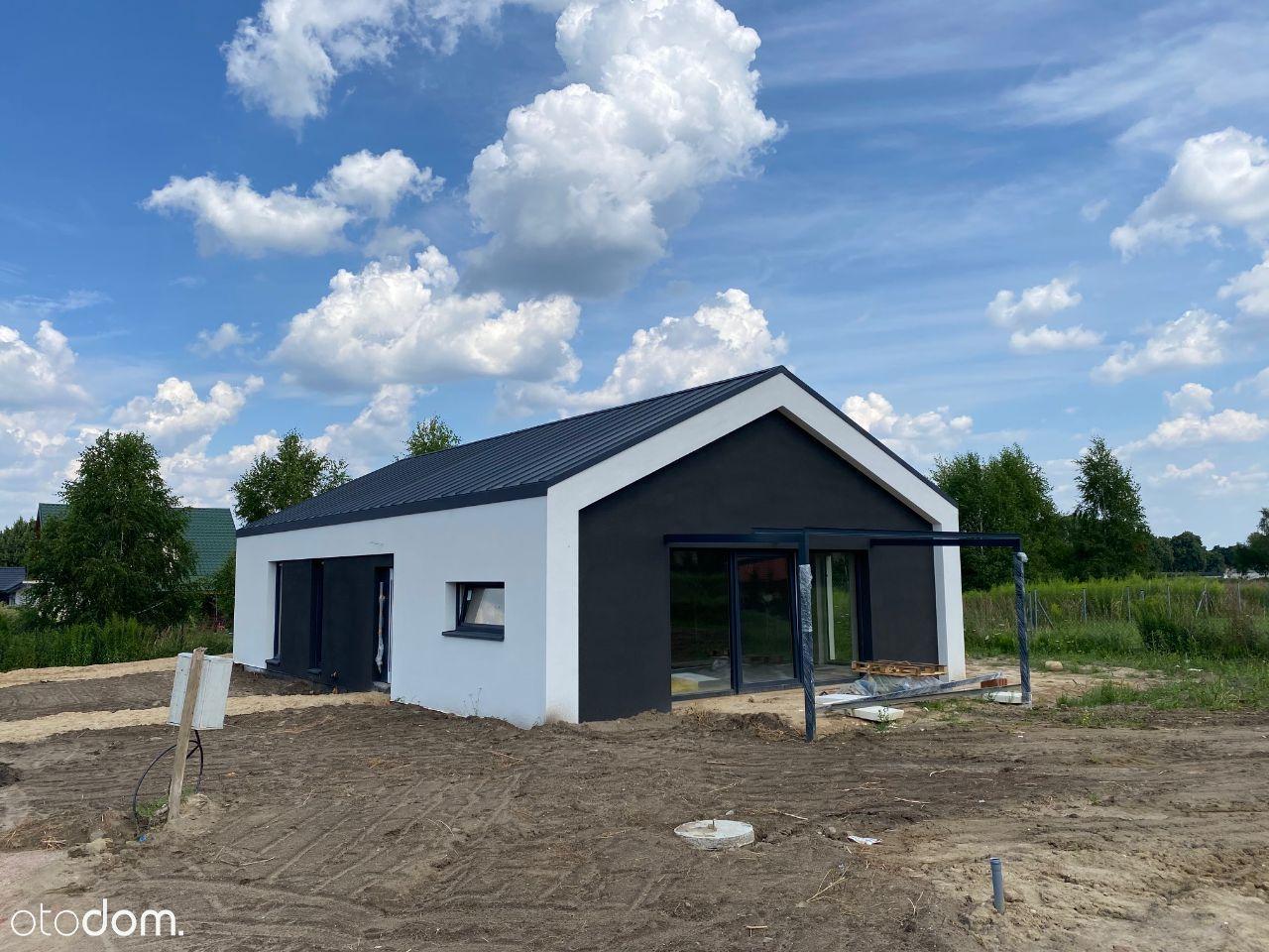 Nowe domy w Aleksandrowie Łódzkim