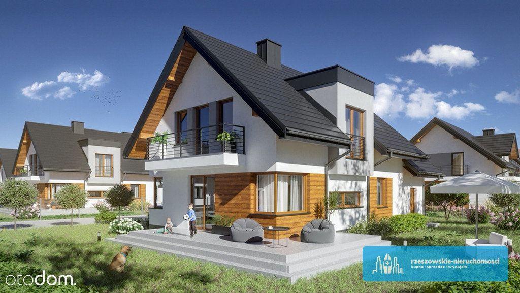 Nowe osiedle domów wolnostojących