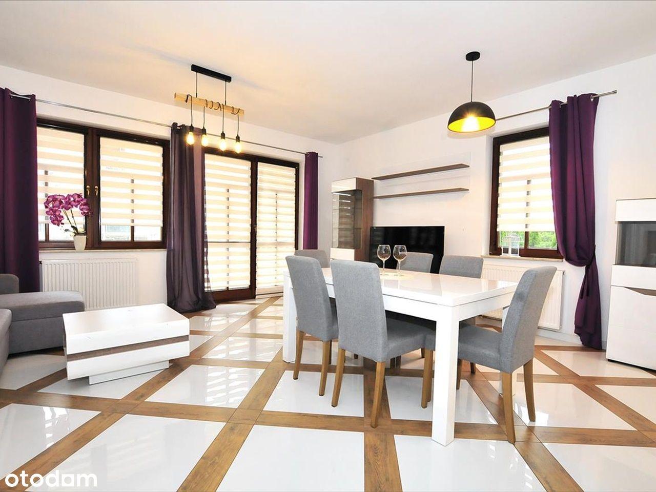 Nałęczów Apartamenty Zdrojowe A1 100 m2